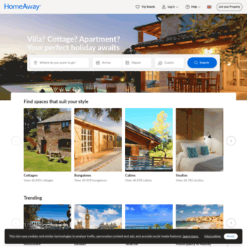ownersdirect co uk at WI  HomeAway - Holiday Lettings