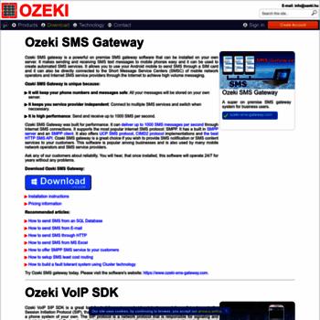 Ozeki.hu thumbnail