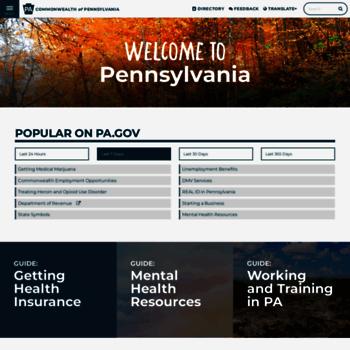 Pa.gov thumbnail