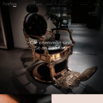 Paaasia.fi thumbnail