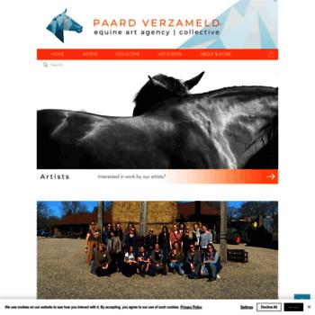 Paardverzameld.nl thumbnail