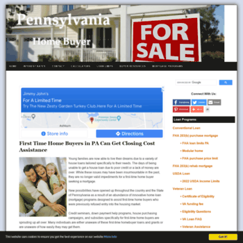 pafirsttimehomebuyer net at WI  First time home buyer