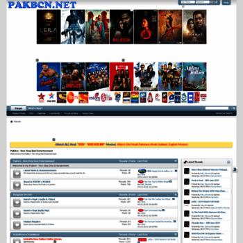 Pakbcn.org thumbnail