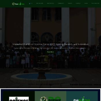 Paksc.org thumbnail