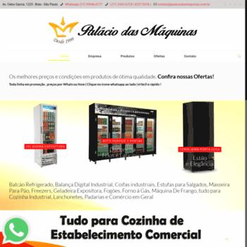 Palaciodasmaquinas.com.br thumbnail