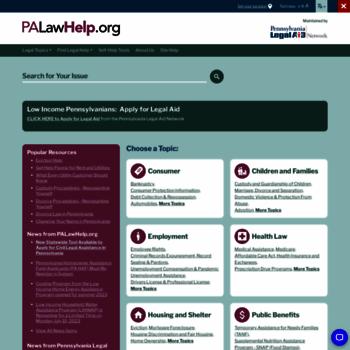 Palawhelp.org thumbnail