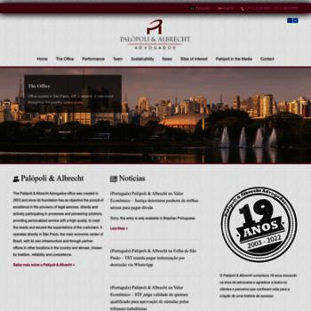 Palopoli.adv.br thumbnail