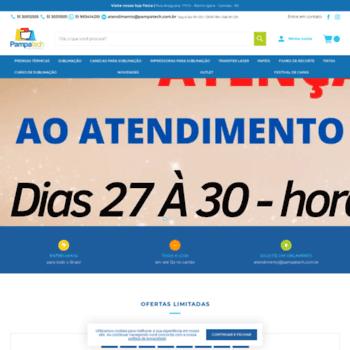 Pampatech.com.br thumbnail