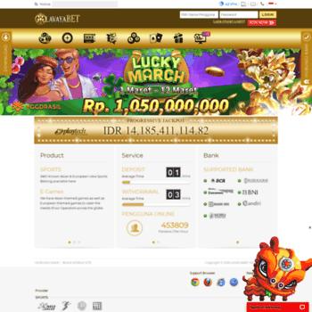 Веб сайт pandabesar.com
