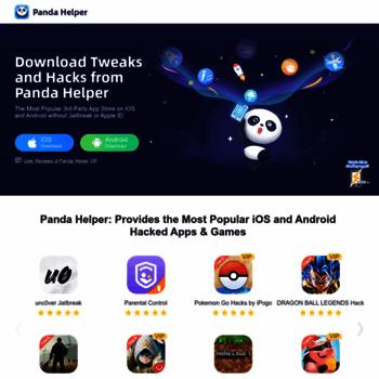 pandahelp vip at WI  PandaHelper—Get tweaks&++ Apps(like