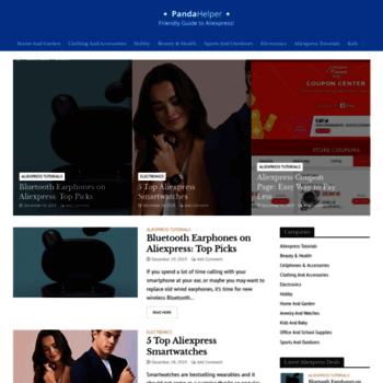 pandahelper com at WI  Guide to Aliexpress shopping | Panda