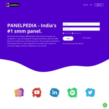 Panelpedia.in thumbnail