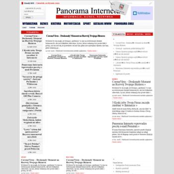 Panoramainternetu.pl thumbnail