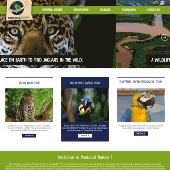 Pantanalnature.com.br thumbnail