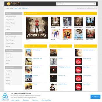 papa pk at WI  Download Latest Mp3 songs - Papa PK