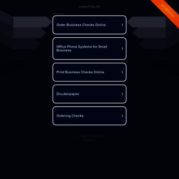 Papierfrau.de thumbnail