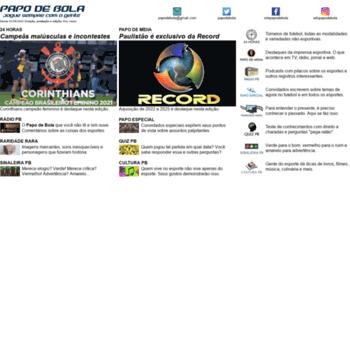 Papodebola.com.br thumbnail