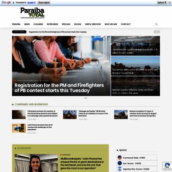 Paraibatotal.com.br thumbnail