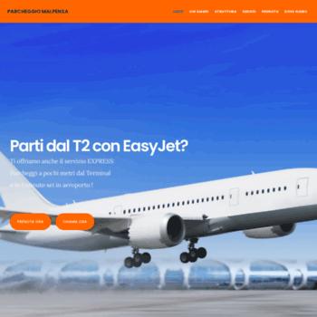 Parcheggiomalpensa-terminal2.it thumbnail