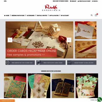 Parekhcards.com thumbnail