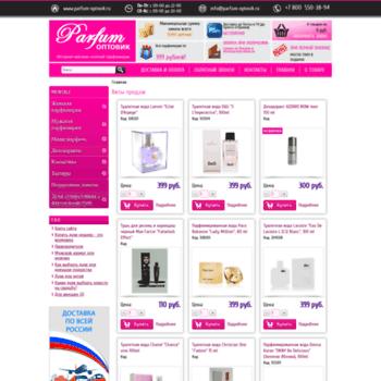 Parfum-optovik.ru thumbnail