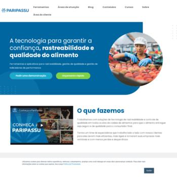Paripassuaplicativos.com.br thumbnail