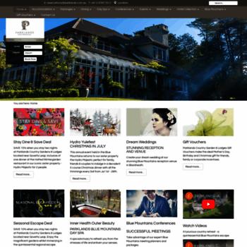 Parklands.com.au thumbnail
