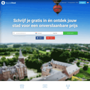 Social deal nl