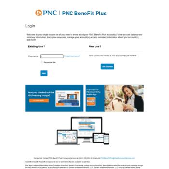 participant pncbenefitplus com at Website Informer  Login