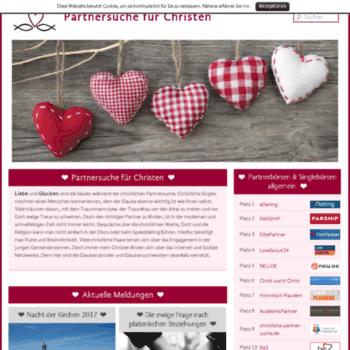 Partnersuche-fuer-christen.de thumbnail