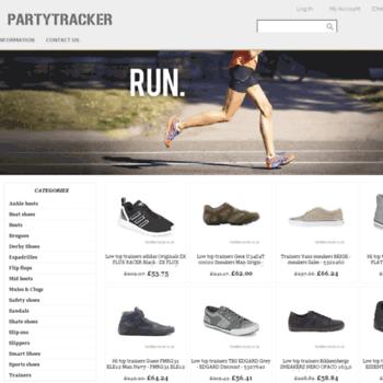 Partytracker.co.uk thumbnail