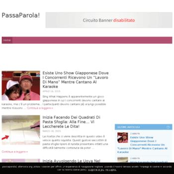 Passaparola1.altervista.org thumbnail