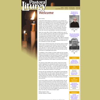 Pastoralliturgy.org thumbnail
