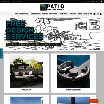 Patioproductions Com At Wi Outdoor Furniture From Patio Productions