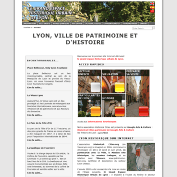 Patrimoine-lyon.org thumbnail