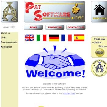 Patsoftware.net thumbnail
