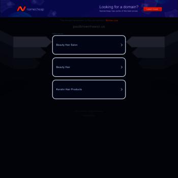 Paulbrownhawaii.us thumbnail