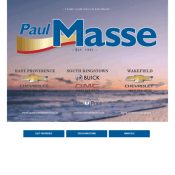Paul Masse Chevrolet >> Paulmasse Com At Wi Paul Masse Chevrolet Is An East
