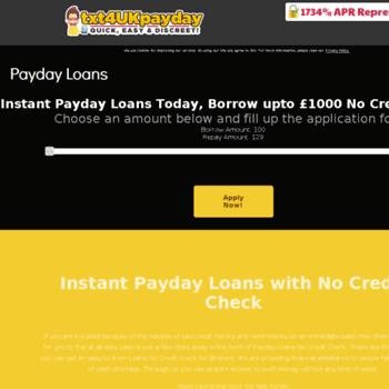Paydayloansnocreditcheck24x7.co.uk thumbnail