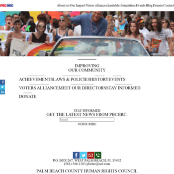 Pbchrc.org thumbnail