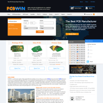pcbwin com at WI  China PCB,PCB Prototype,Fast Prototype