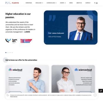 Pcgacademia.pl thumbnail