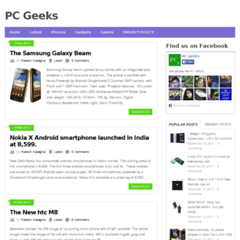 Pcgeeks.in thumbnail