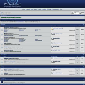 Pchelpforum.ru thumbnail