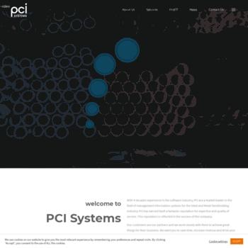 Pcisystems.co.uk thumbnail