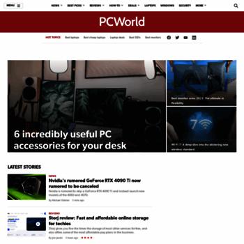 Pcworld.com thumbnail