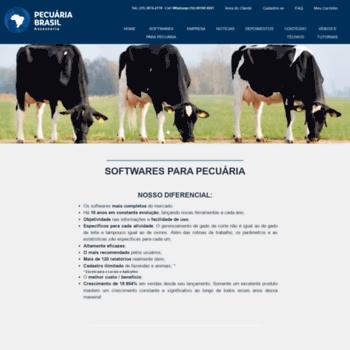 Pecuariabrasilassessoria.com.br thumbnail