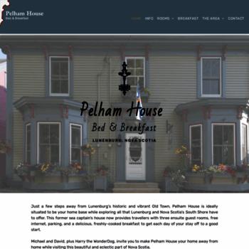 Pelhamhouse.ca thumbnail