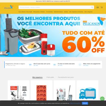 Pelicanos.com.br thumbnail