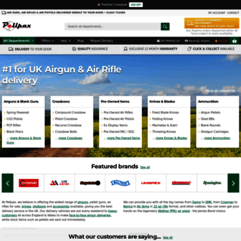 Pellpax.co.uk thumbnail
